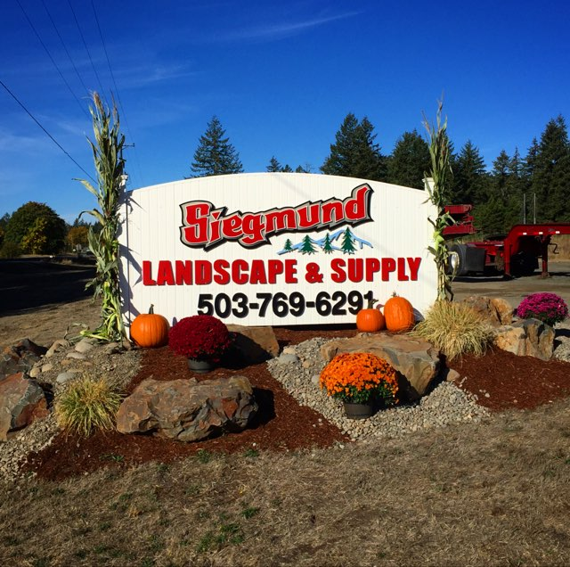 Fall Activities and Landscape Products